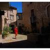 Saint Paul de Vence Shadows - France