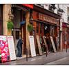 Latin Quarter Paris - France