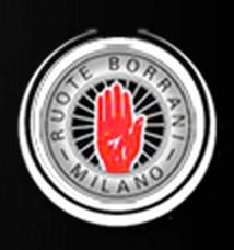 logo Borrani Wheels (Aust) Pty Ltd