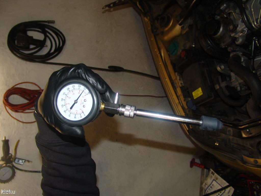 13 - Test candelette + compressione cilindri