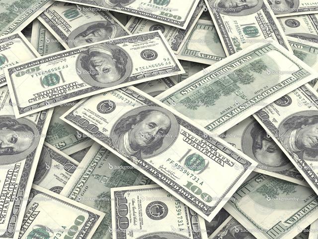dollars-money-pile Picture Box