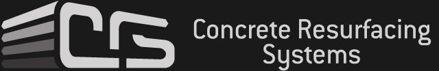 Logo Concrete Resurfacing Systems Pty Ltd