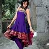 Indian Anarkali Dresses - Silk Threads Inc