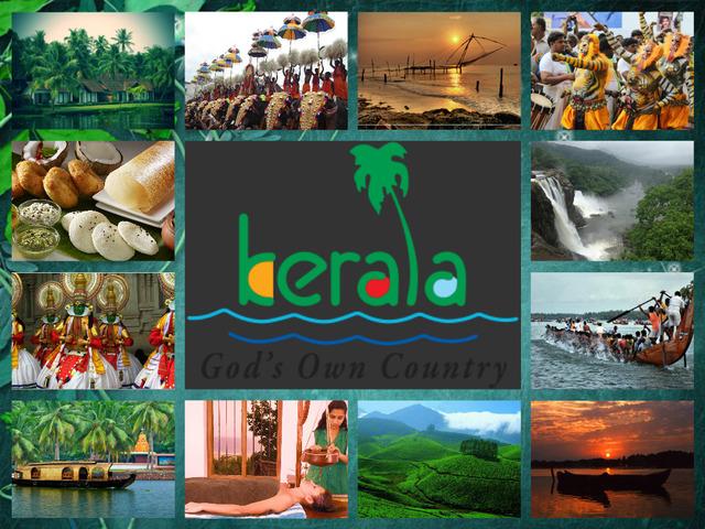 Kerala - god's own country Tour to India