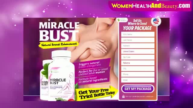 Miracle Bust Picture Box