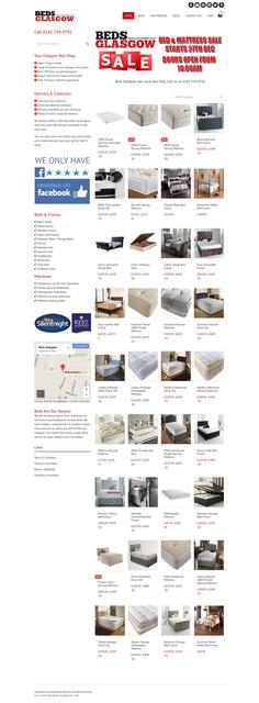 Beds and Mattresses Shop Glasgow Beds Glasgow