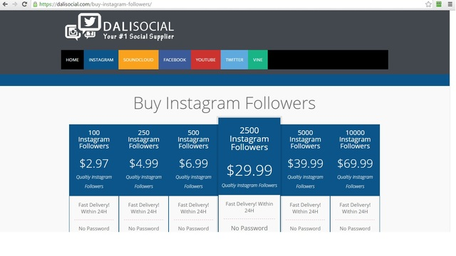 Important Things to Consider When You Buy Instagra buy instagram followers