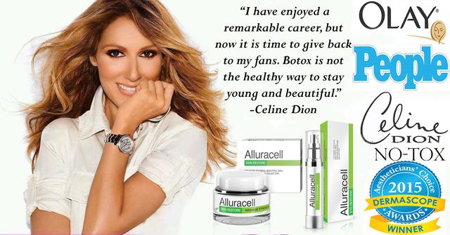 celinedion111 Alluracell Skin Restore