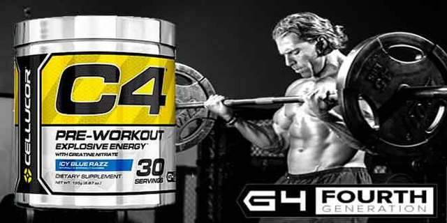 C4.1 http://www.revommerce.com/c4-cellucor-pre-workout/