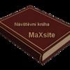 kniha Maxsite menší - Moje tvoření