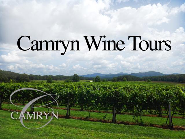 limo service charlottesville va Camryn Wine Tours