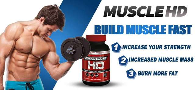 Magical Muscular Strength ! Muscle HD Picture Box