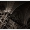 Catedral de Burgos Sepia - Spain