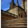 Catedral de Burgos steps - Spain