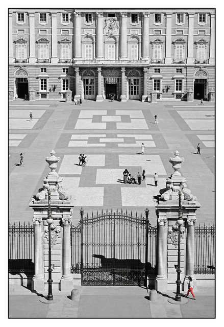 Palacio Real de Madrid Spain