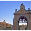 Puente de Alcantara Gate - Spain