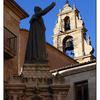 Salamanca Statue - Spain