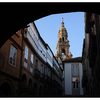 Santiago de Compostela Street - Spain