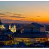Madrid Skyline - Spain