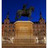 Philip III statue - Spain