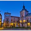 Plaza de la Villa morning - Spain