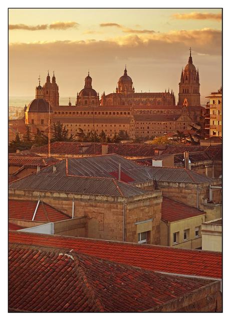 Salamanca Sunrize Spain