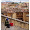 Segovia Puff - Spain