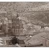 Toledo Roofs Panorama - Spain Panoramas