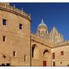 Salamanca Plaza Juan XXIII - Spain Panoramas