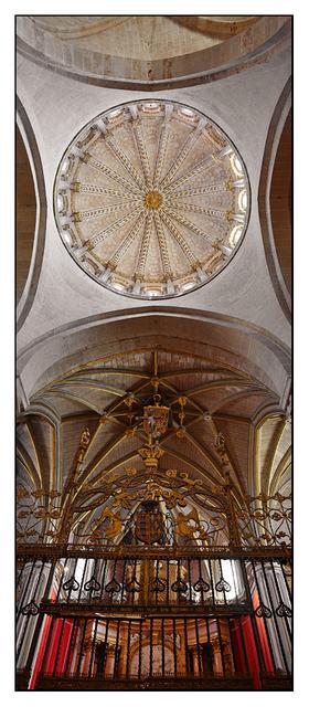 Santa Iglesia Catedral de Zamora Spain Panoramas