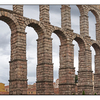 Segovia Roman Aquaduct - Spain Panoramas