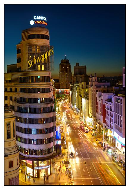 Schweppes Madrid Spain