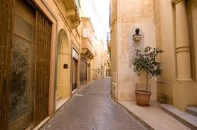 Photo of the old quarters of Valletta Picture Box