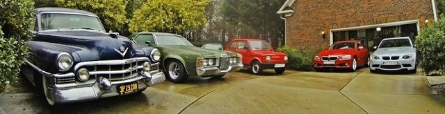 5 cars 800 x 200 pix X