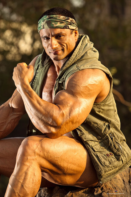 india-bodybuilder-mukesh-singh Picture Box