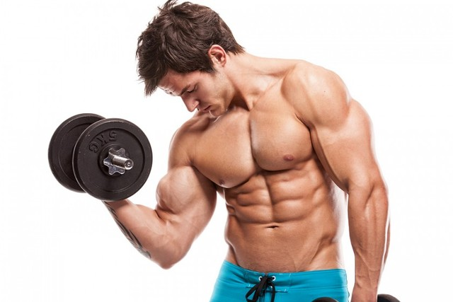 A lean muscle gets developed very quickly Picture Box