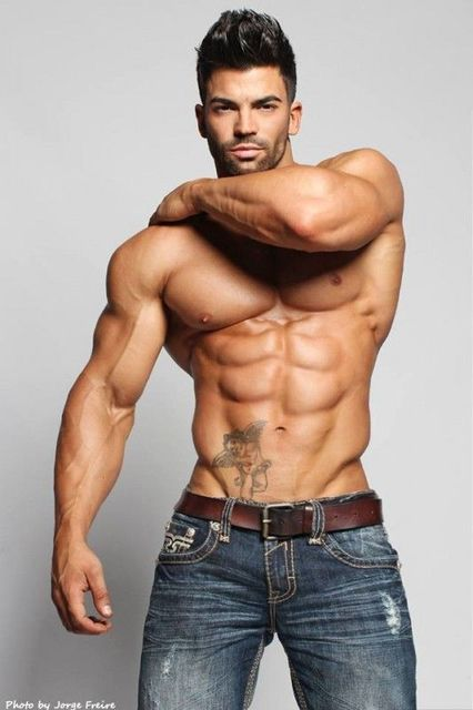 Tips to Build lean and ripped muscles Picture Box