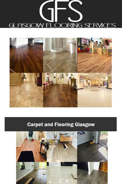 Glasgow Flooring Services - Flooring Contractors,  Picture Box
