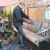 Tuin - Klein onderhoud 22-0... - In de tuin 2016