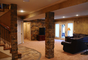 basement remodeling Olathe Built By Design