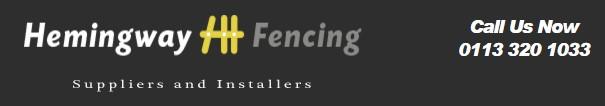 Logo Garden Fencing Leeds