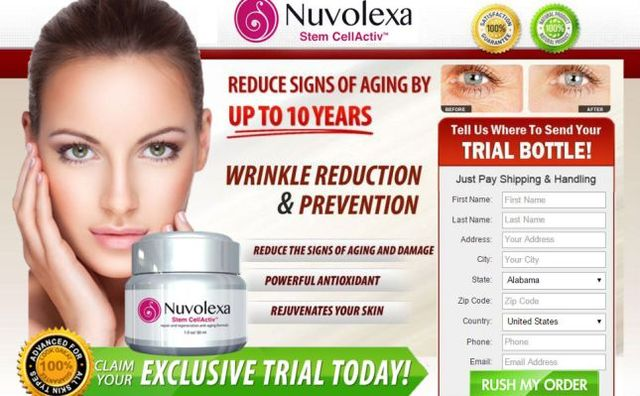 NC.3 Make Your Skin Glowing With Nuvolexa Cream