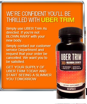 confident Uber Trim