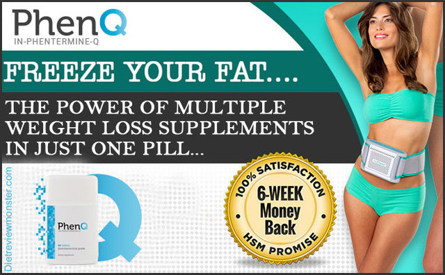 phenq-diet-supplements Pure Fat Burner