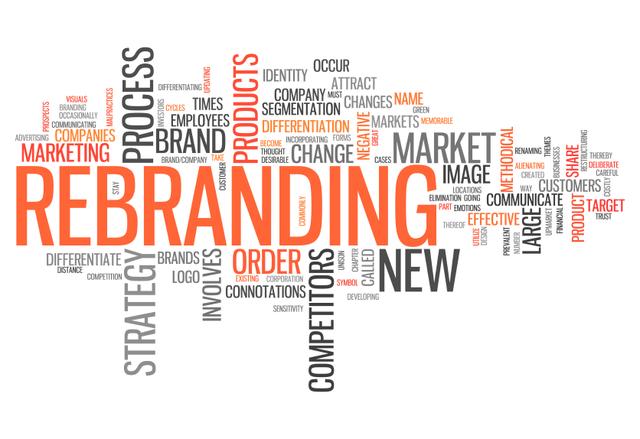 rebranding Rebranding