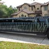 Zebra H2 Hummer Limo - Picture Box