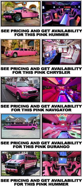 pink-limo (1) All Pink limo