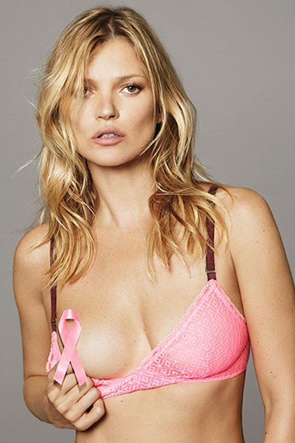 Breast cancer awareness kate-moss glamour 20ctober Breast Enlargement Tips