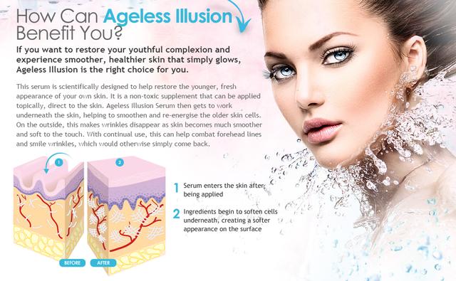 4 Ageless Illusion