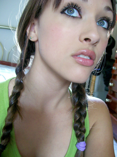 cute girl with braids by zkybo-d5u8l7d Today you can uncover lots of herbal